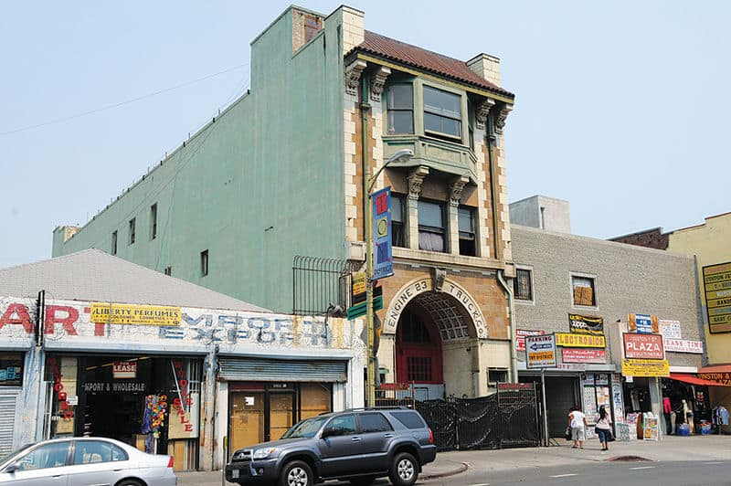 Historic Skid Row Firehouse to Become Youth Arts Center