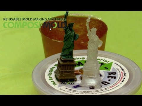 Resin-Casting Tutorial with Composi-Mold