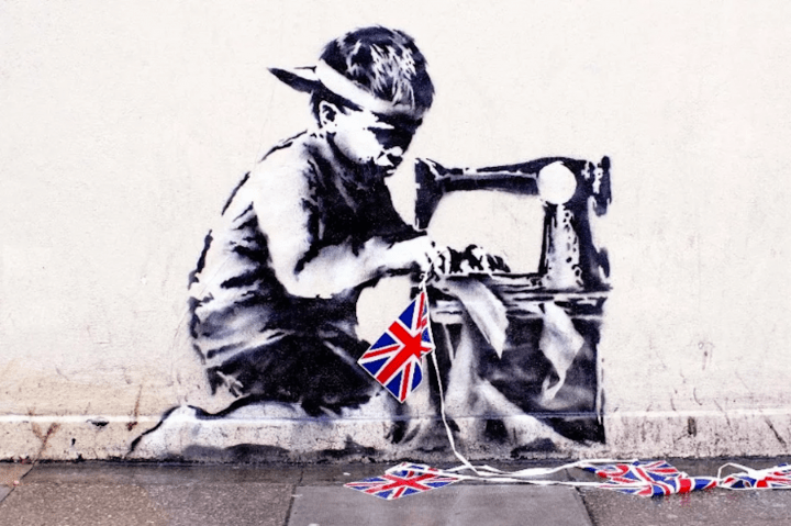 Ron English to Whitewash Banksy