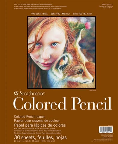How-To Video: Getting Started with Colored Pencils