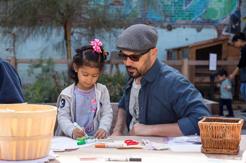 Hauser & Wirth Family Studio Workshop: Los Angeles Mural