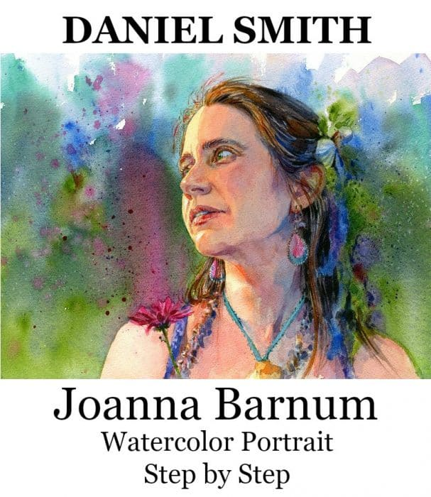 Introducing Joanna Barnum, Watercolor Artist