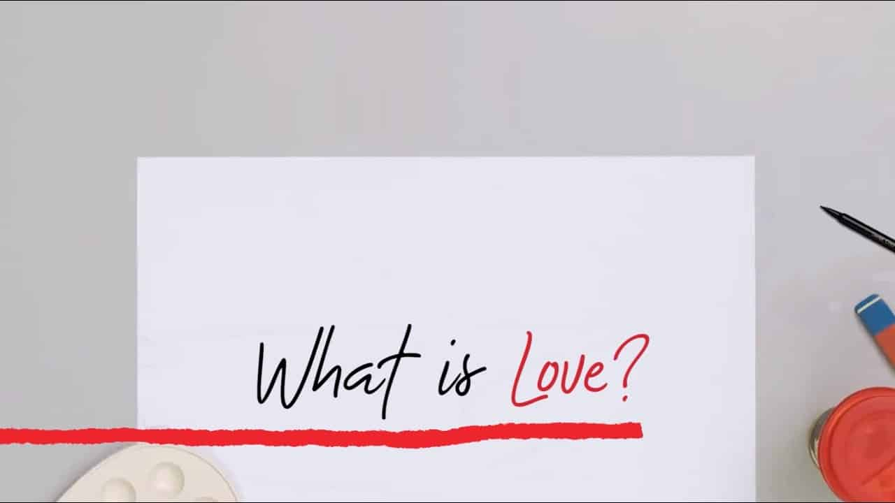 Pentel Creative Challenge 1: What Is Love?
