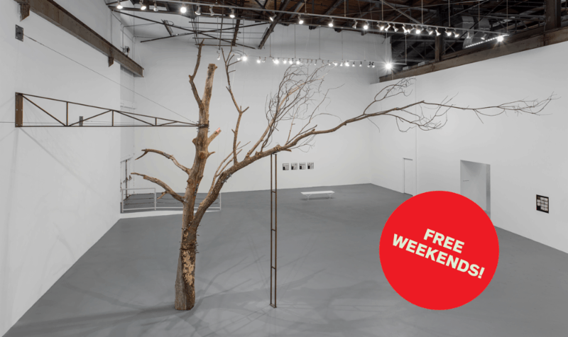 FREE Weekend Admission at MOCA Geffen