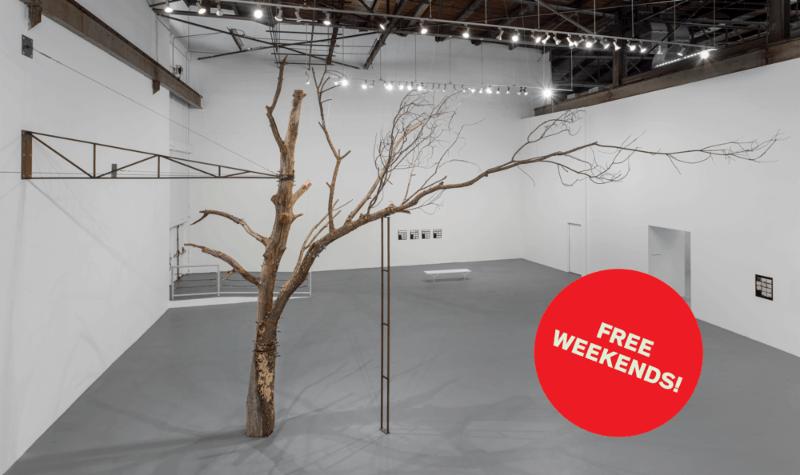 FREE Weekend Admission at MOCA Geffen