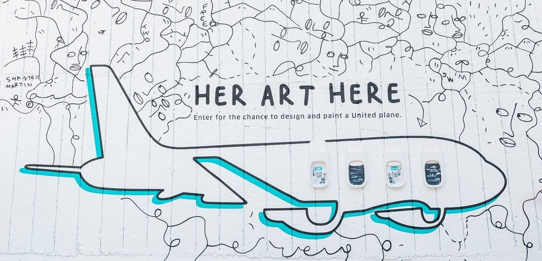 Her Art Here Contest
