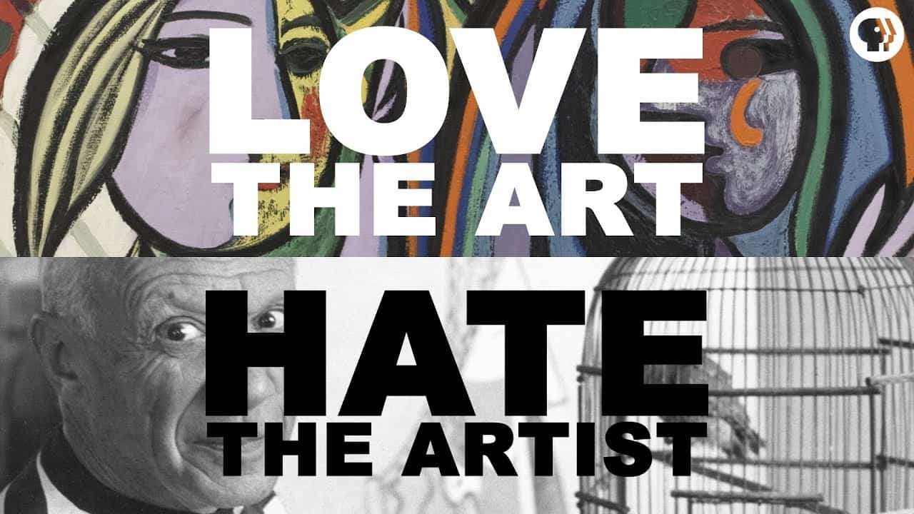 Love the Art, Hate the Artist?