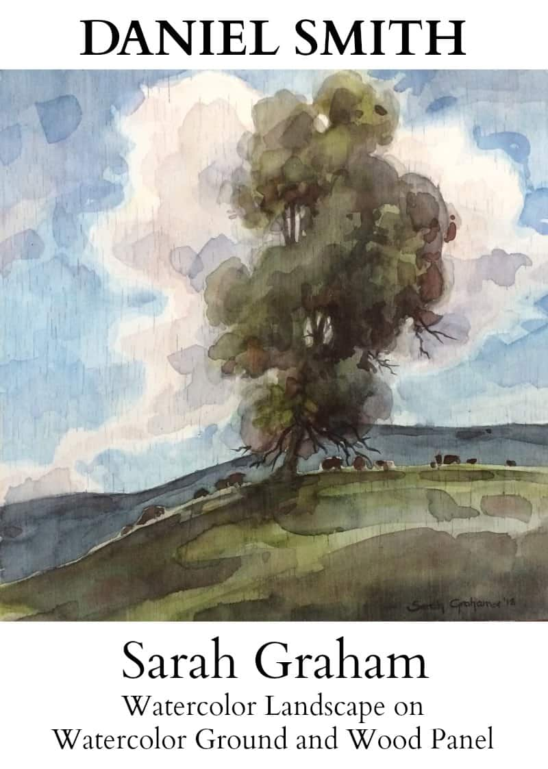 Introducing Sarah Graham, Watercolor Artist