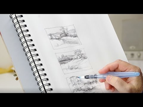 The Mind of Watercolor w/Steve Mitchell