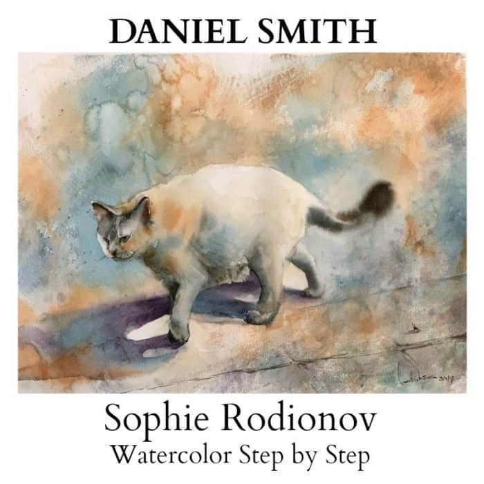 Sophie Rodionov: Watercolor Step by Step