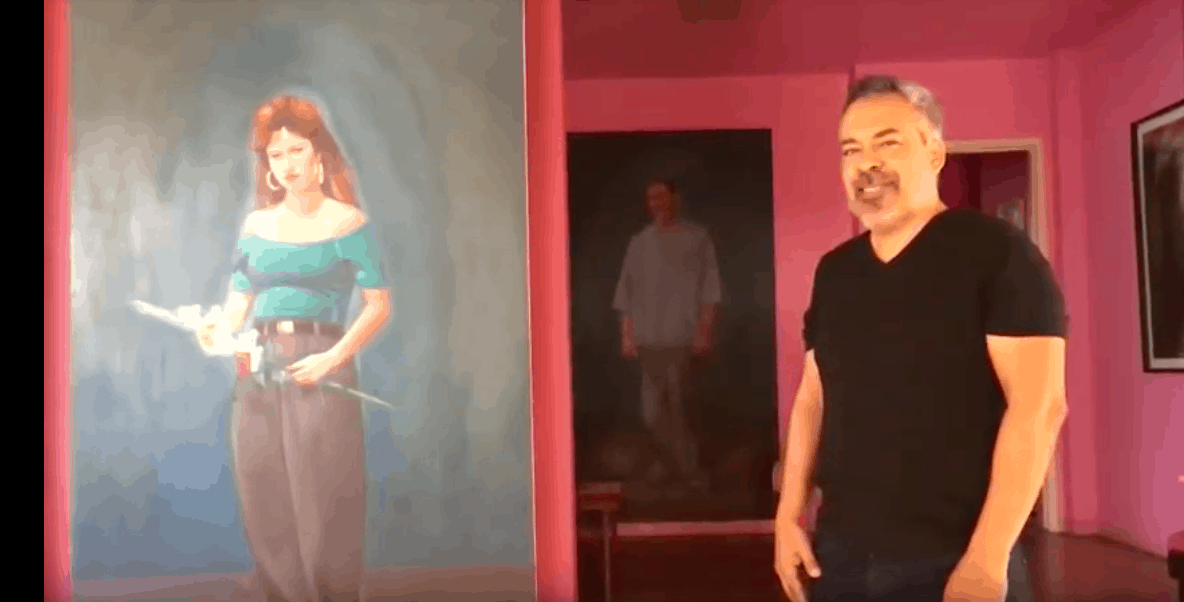 Introducing an Oil Painting Master Class with Salomón Huerta