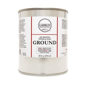 All About Gamblin Oil Painting Ground